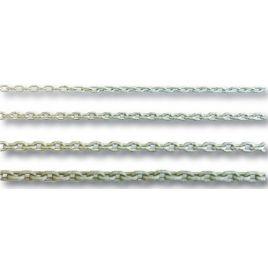 001012-ISO Ankerketting verzinkt - 12 mm - lengte 1 meter.