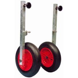 069305 'Ibis' strandwielen afneembaar 150 kg.