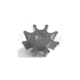 (Imp2) 500155 Impeller - 8 blad - afm. Ø 14,29 x 58,65 x 36,65.
