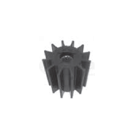 (Imp2) 500163 Impeller - 12 blad - afm. Ø 22,5 x 95 x 95.