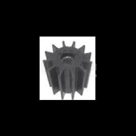 (Imp2) 500145 Impeller - 12 blad - afm. Ø 22,5 x 95 x 88,5.