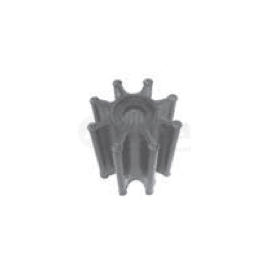 (Imp2) 500177 Impeller - 8 blad - afm. Ø 14,29 x 65,2 x 75,65.