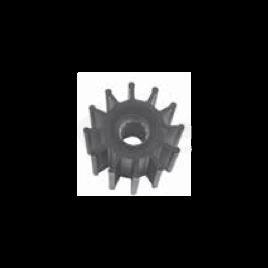 (Imp2) 500178 Impeller - 12 blad - afm. Ø 14,29 x 57 x 48,2.