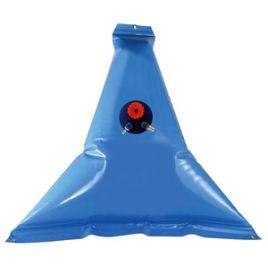 486100 Drinkwatertank flexibel - puntmodel - 100 l. - 1100 x 1100 mm.