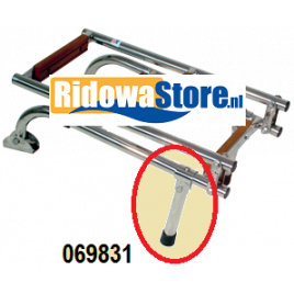 069831 Set RVS afstandhouders voor #069800/04 en #0679810/13.